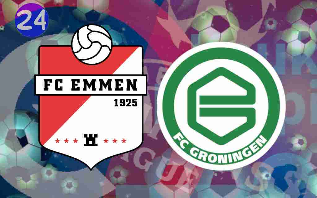 Kijk gratis FC Emmen - FC Groningen