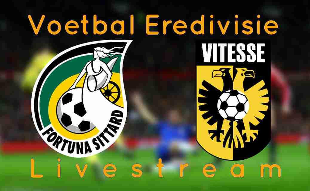 Gratis Fortuna Sittard - Vitesse