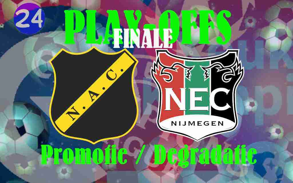 Play-Offs Finale: Livestream NAC - NEC