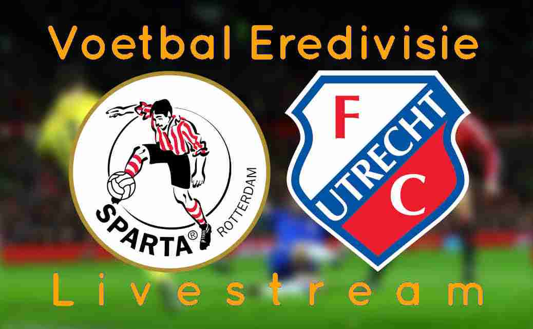 Gratis Sparta - FC Utrecht