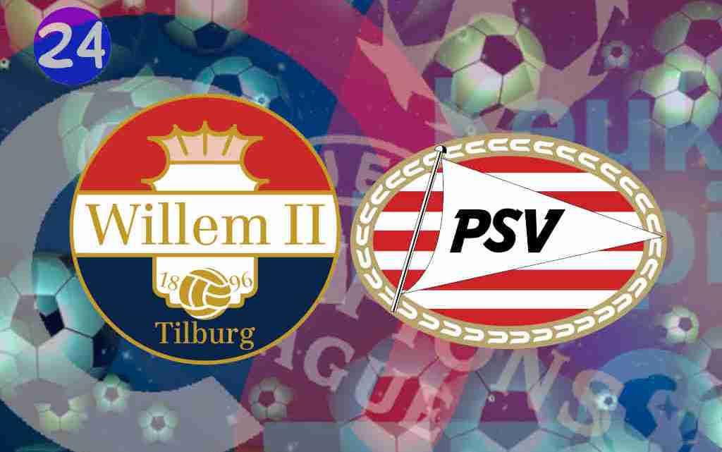 Kijk gratis Willem II - PSV