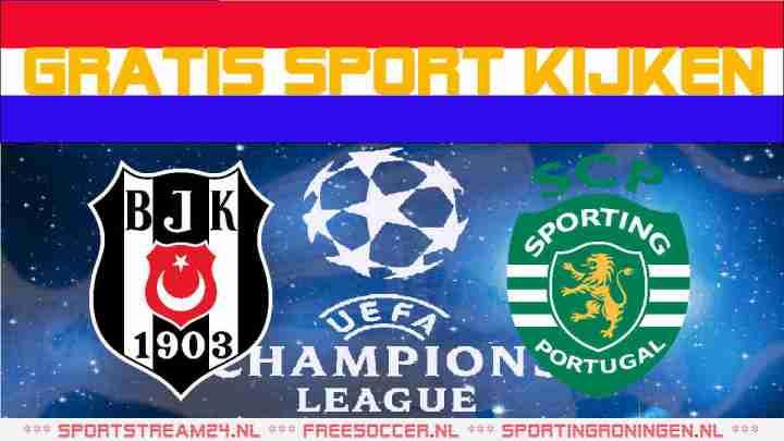 Livestream Besiktas vs Sporting Portugal