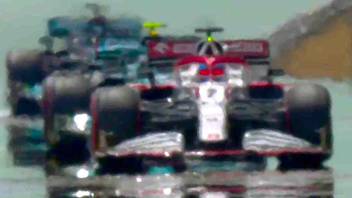 Formule 1 GP Azerbeidzjan 2021 livestream