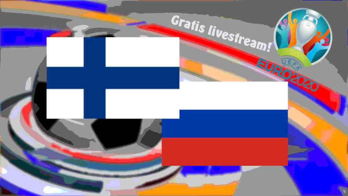 Livestream Finland - Rusland