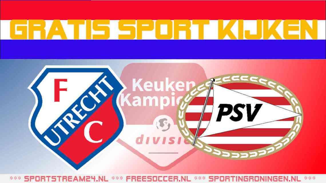 Livestream Jong FC Utrecht vs Jong PSV