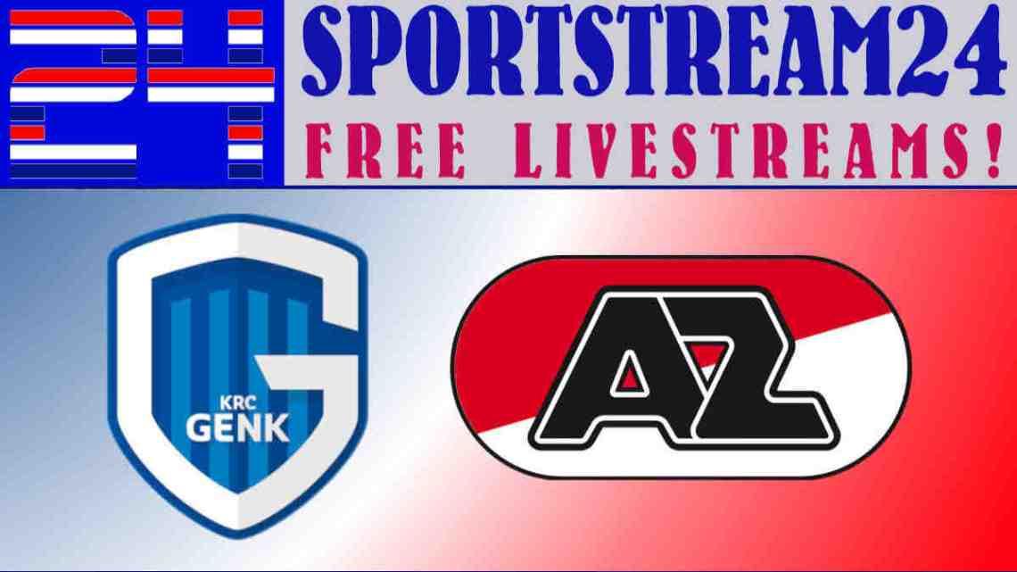 KRC Genk – AZ live op facebook