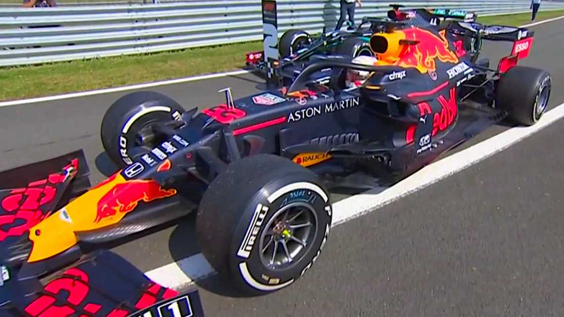 Livestream Formule 1 GP van Frankrijk (Copyright SIG)