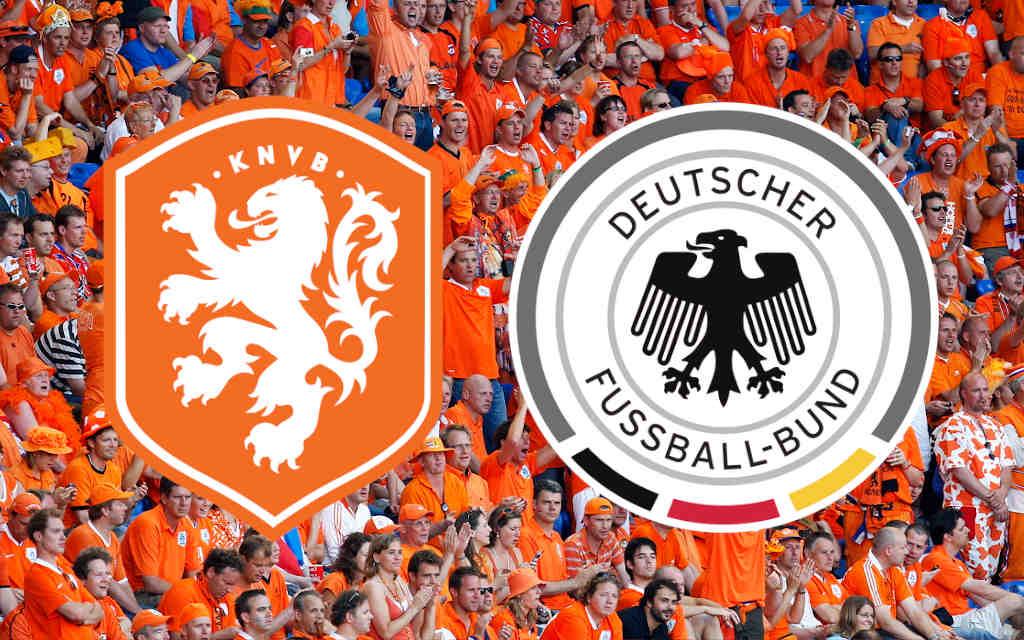 Halve Finale EK -21: Jong Oranje - Jong Duitsland