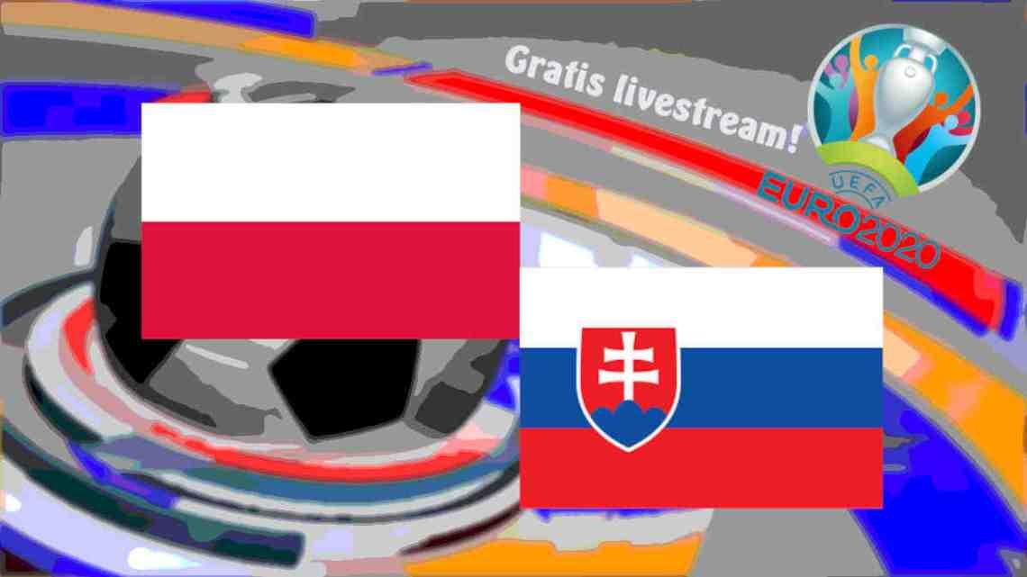 Livestream Polen - Slowakije