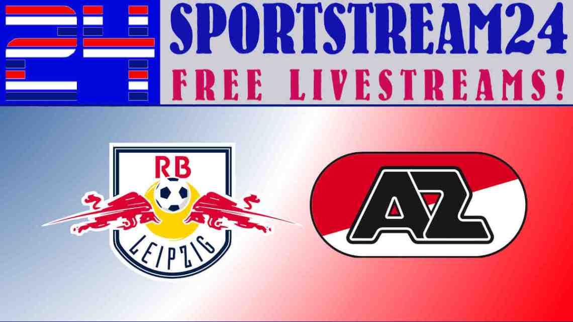 Livestream RB Leipzig - AZ Alkmaar