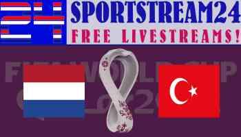 Livestream WK kwalificatie Nederland - Turkije