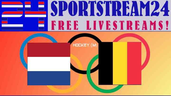 Live Stream Nederland - België