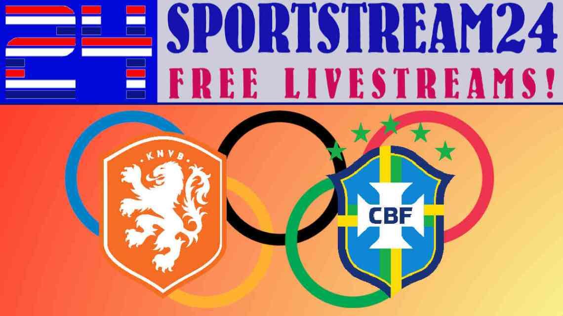 Live Stream Nederland - Brazilië