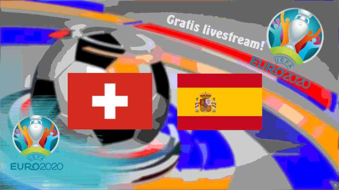 Livestream Zwitserland - Spanje