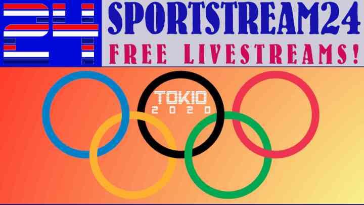 Livestream Olympic Games Tokio 2020