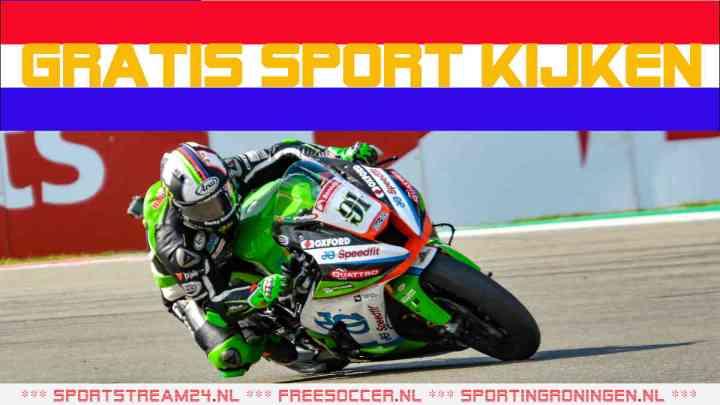 Livestream MotoGP van Aragon