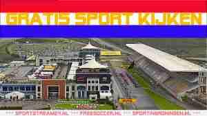 Formule 1 GP van Turkije programma
