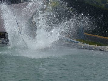Wakeboarding Andoraa FISE 2014 Vallnord Crashes and Stunts (3)