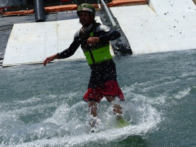 Wakeboarding Andoraa FISE 2014 Vallnord Crashes and Stunts (5)