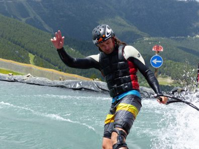 Wakeboarding Andoraa FISE 2014 Vallnord Crashes and Stunts (6)