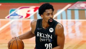 Nets' Spencer Dinwiddie Out Indefinitely With Torn A.C.L.