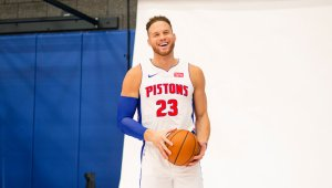 Blake Griffin on Life as an NBA Elder: 'I Feel Ancient'