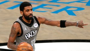 Kyrie Irving Fined $50,000 for Attending Indoor Party