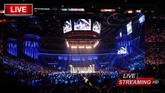 Boxing Live Streams