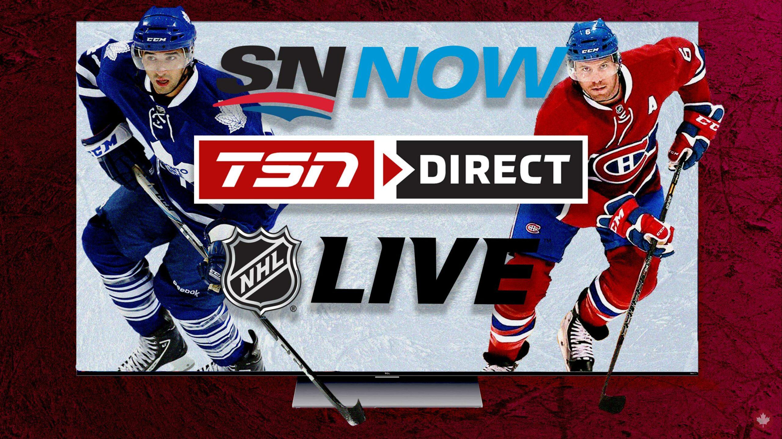 Spotsurge NHL