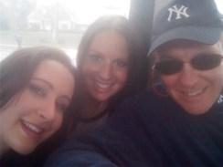 Bus selfie!
