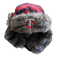 twins promotional bomber hat