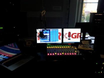 KUGR studio