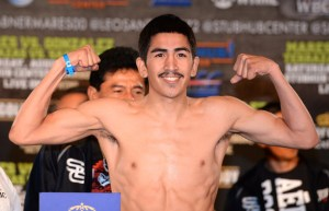 Victor Terrazas v Leo Santa Cruz - Weigh-In