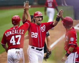 The Nationals are in win now mode after signing Max Scherzer. (Coutresy of PennLive)