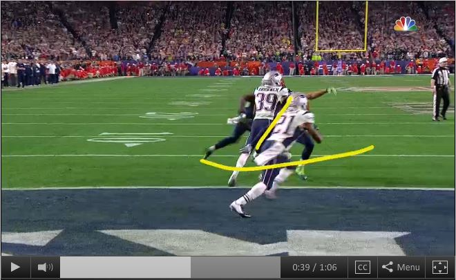 Butler recognied the play