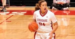 Mariah Cooks scored a career high 19 points in the loss. (Courtesy of WSUCougars.com)