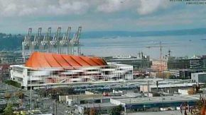 The proposed SODO Arena is the probably the NHL's preferred arena plan. (Courtesy of King 5)