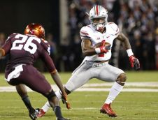Braxton Miller was explosive in Ohio State's victory over Virginia Tech. (Photo: Geoff Burke, USA TODAY Sports)