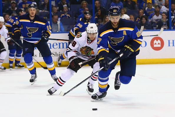 Chicago Blackhawks v St. Louis Blues - Game Five