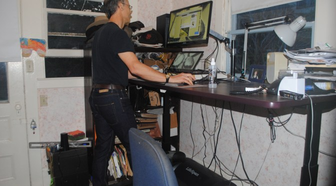 How to Use a Treadmill Desk