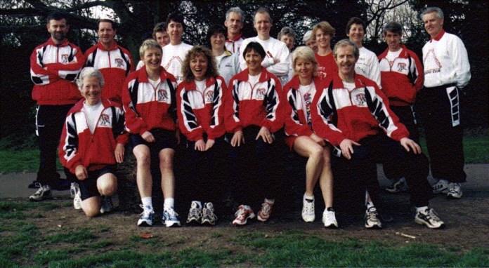 Group Photo around 1992