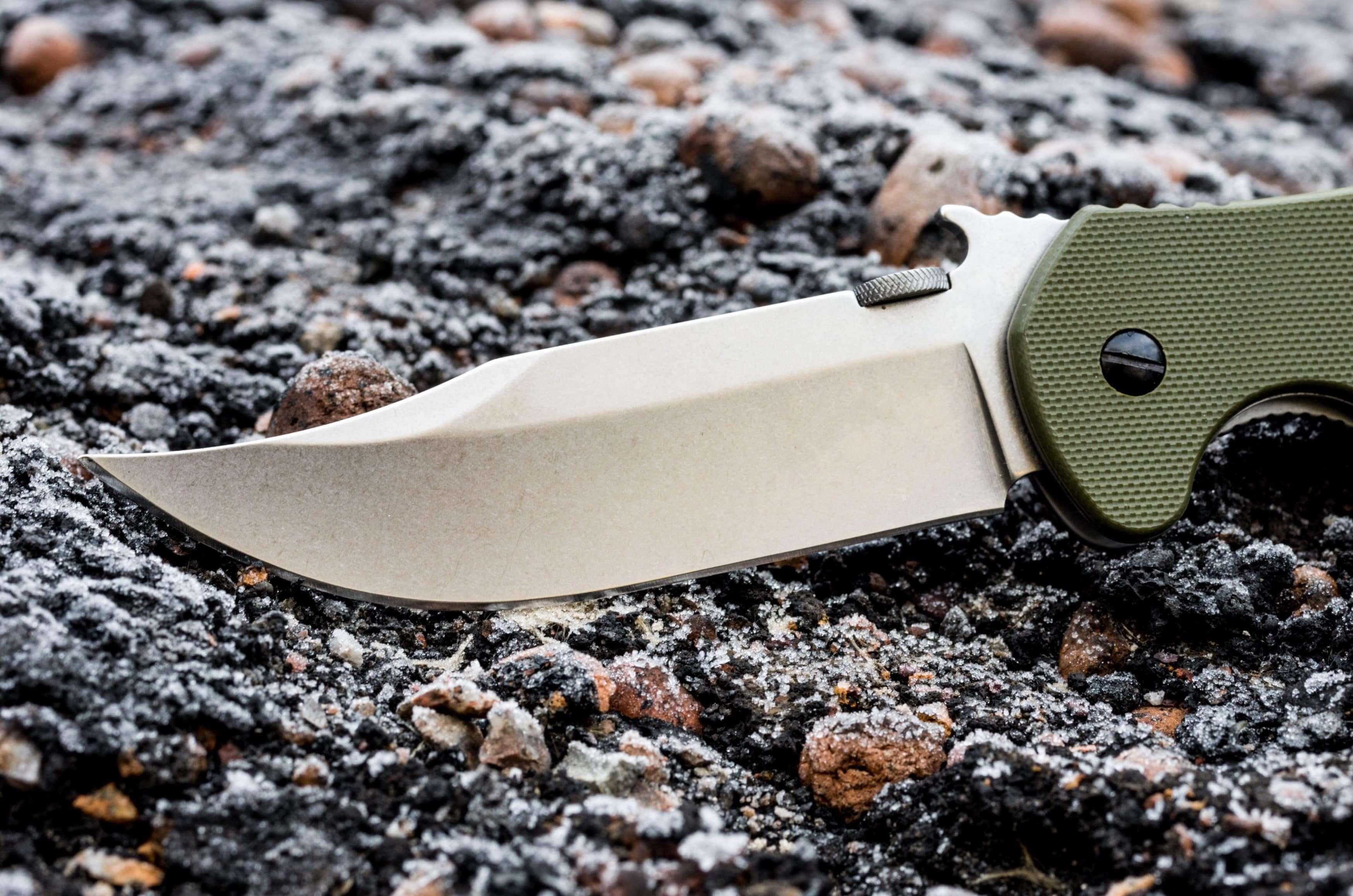 Kershaw knives at Sports World