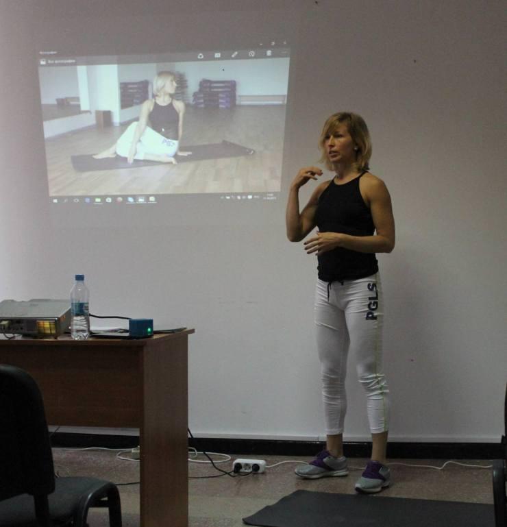 йога и пилатес по скайп, виктория новицкая