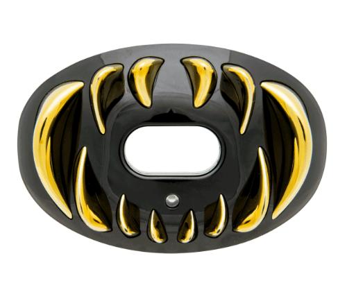 BATTLE PREDATOR 3D LIPS GUARD PROTEGE DENTS CHROME