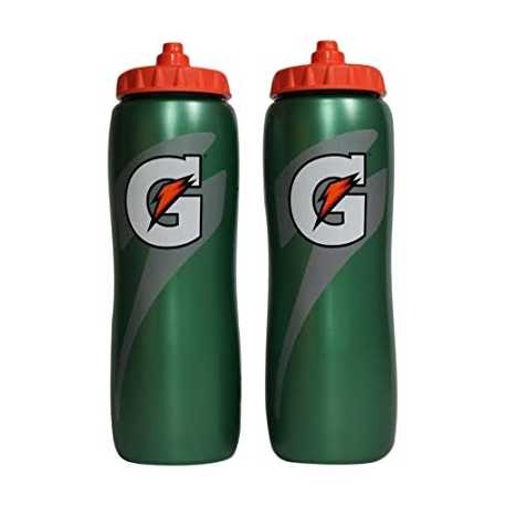 GOURDE GATORADE BOTTLE SQUEEZE NFL