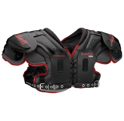 RIDDELL RIVAL EPAULIERES SHOULDER PADS