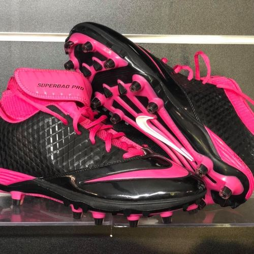 NIKE SUPERBAD CLEATS CRAMPONS