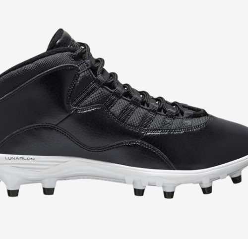 Nike Air JORDAN X 10 CLEATS CRAMPONS