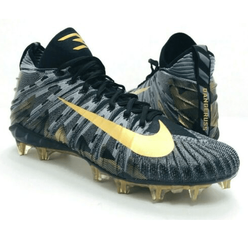 Nike Alpha MENACE ELITE RUSSELL WILSON CLEATS CRAMPONS