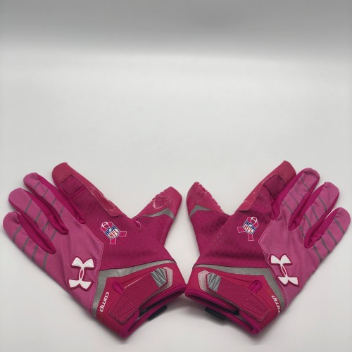 UNDER ARMOUR COMFIT PINK